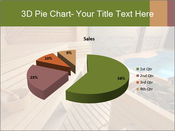 Sauna PowerPoint Template - Slide 35