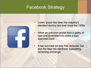 Sauna PowerPoint Template - Slide 6