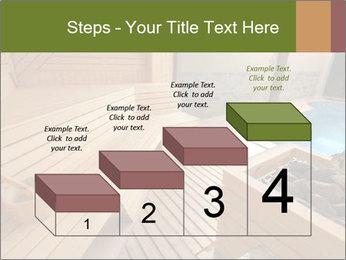 Sauna PowerPoint Template - Slide 64