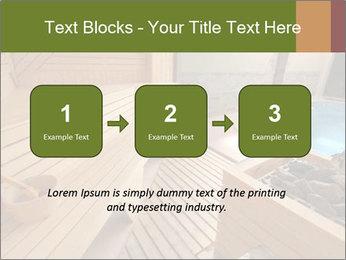 Sauna PowerPoint Template - Slide 71