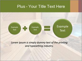 Sauna PowerPoint Template - Slide 75