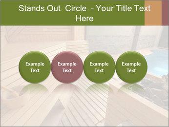 Sauna PowerPoint Template - Slide 76