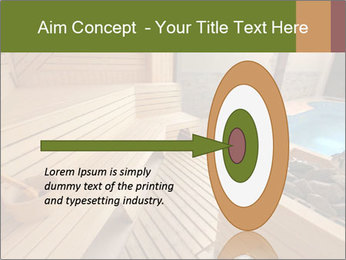 Sauna PowerPoint Template - Slide 83