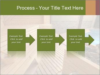 Sauna PowerPoint Template - Slide 88