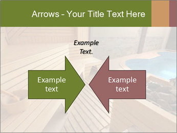 Sauna PowerPoint Template - Slide 90