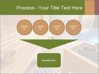 Sauna PowerPoint Template - Slide 93
