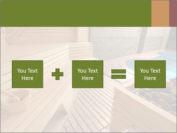 Sauna PowerPoint Template - Slide 95