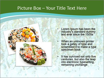 The fish PowerPoint Template - Slide 20