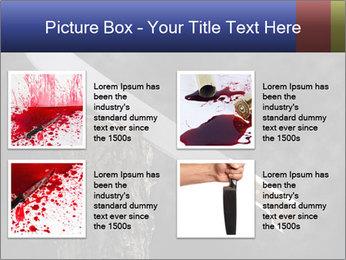 Machete PowerPoint Template - Slide 14