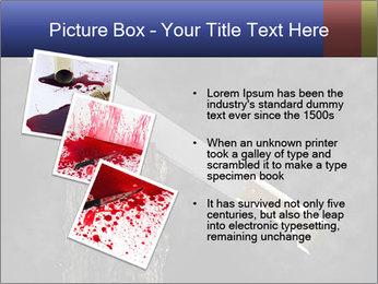 Machete PowerPoint Template - Slide 17