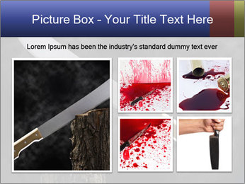 Machete PowerPoint Template - Slide 19