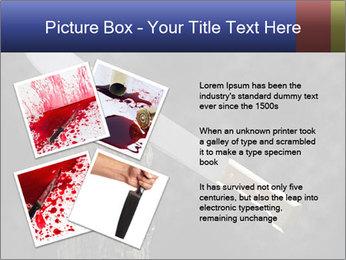 Machete PowerPoint Template - Slide 23