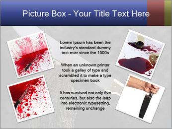 Machete PowerPoint Template - Slide 24