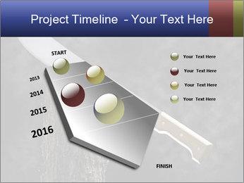 Machete PowerPoint Template - Slide 26