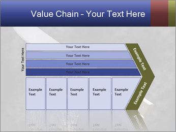 Machete PowerPoint Template - Slide 27