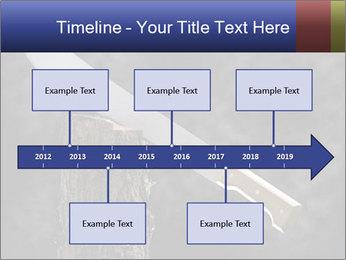 Machete PowerPoint Template - Slide 28