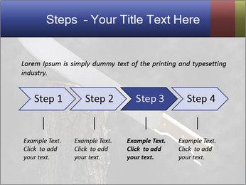 Machete PowerPoint Template - Slide 4