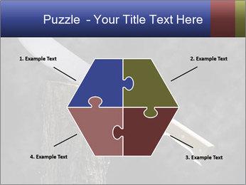 Machete PowerPoint Template - Slide 40