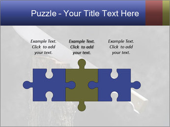 Machete PowerPoint Template - Slide 42