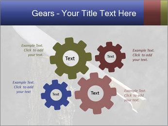 Machete PowerPoint Template - Slide 47