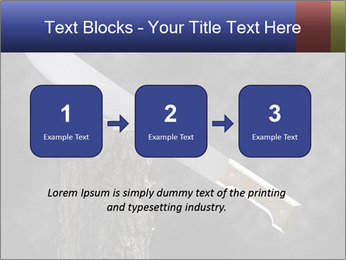 Machete PowerPoint Template - Slide 71