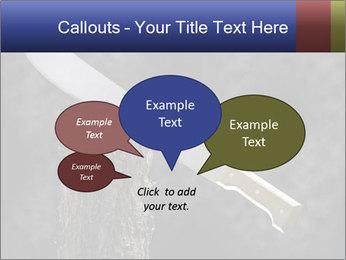 Machete PowerPoint Template - Slide 73