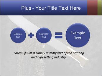 Machete PowerPoint Template - Slide 75
