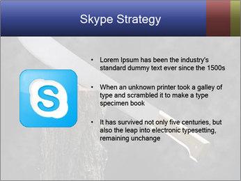 Machete PowerPoint Template - Slide 8