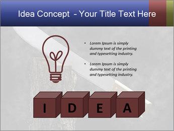 Machete PowerPoint Template - Slide 80