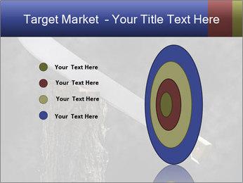 Machete PowerPoint Template - Slide 84