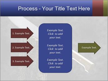 Machete PowerPoint Template - Slide 85