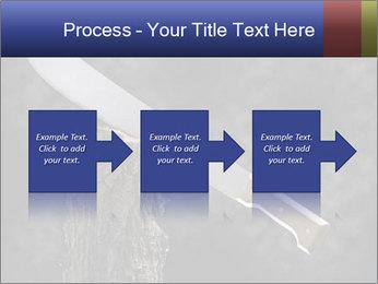 Machete PowerPoint Template - Slide 88