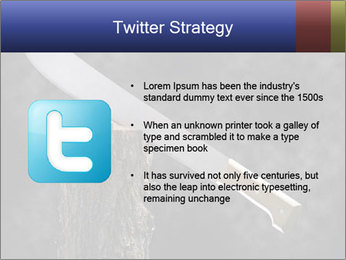 Machete PowerPoint Template - Slide 9