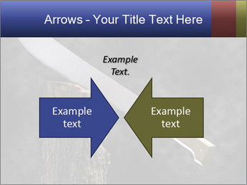 Machete PowerPoint Template - Slide 90