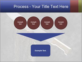 Machete PowerPoint Template - Slide 93