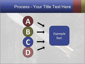 Machete PowerPoint Template - Slide 94