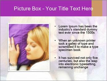 Sleeping PowerPoint Template - Slide 13