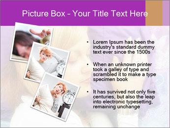 Sleeping PowerPoint Template - Slide 17