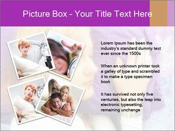 Sleeping PowerPoint Template - Slide 23