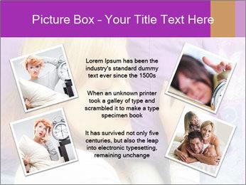 Sleeping PowerPoint Template - Slide 24