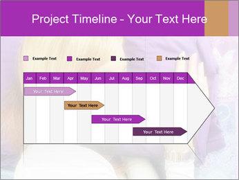 Sleeping PowerPoint Template - Slide 25