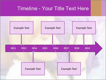 Sleeping PowerPoint Template - Slide 28