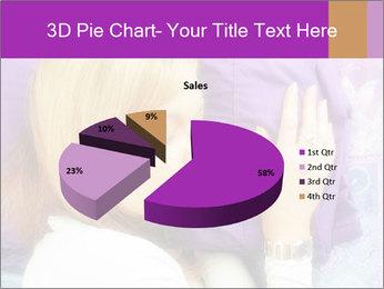 Sleeping PowerPoint Template - Slide 35