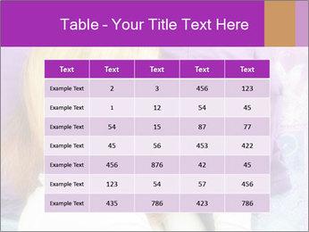 Sleeping PowerPoint Template - Slide 55