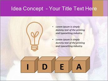 Sleeping PowerPoint Template - Slide 80