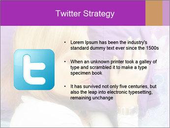 Sleeping PowerPoint Template - Slide 9