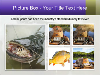 Catfish PowerPoint Template - Slide 19