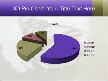 Catfish PowerPoint Template - Slide 35