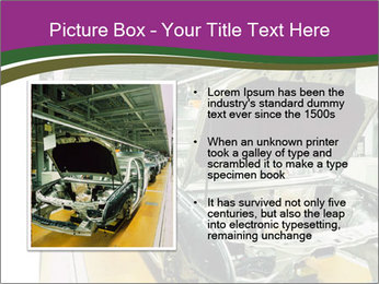 Car production PowerPoint Template - Slide 13