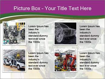 Car production PowerPoint Template - Slide 14